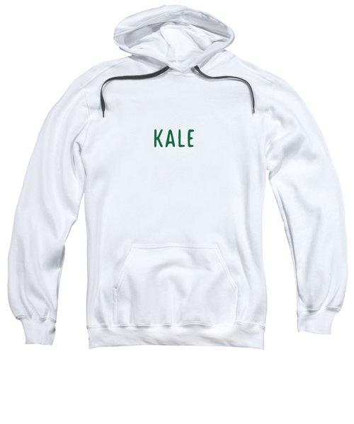 Kale Sweatshirt by Cortney Herron