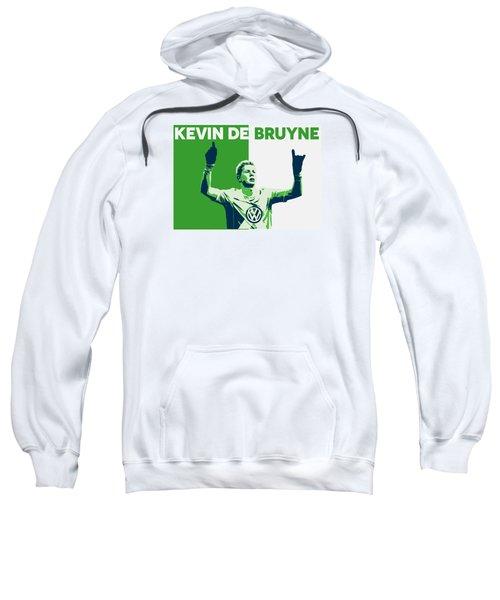 Kevin De Bruyne Sweatshirt by Semih Yurdabak