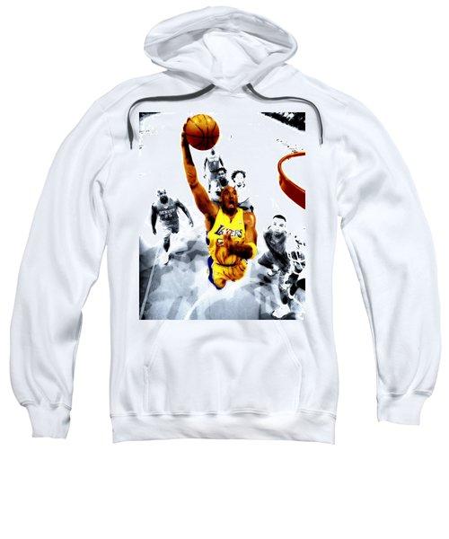 Kobe Bryant Took Flight Sweatshirt by Brian Reaves