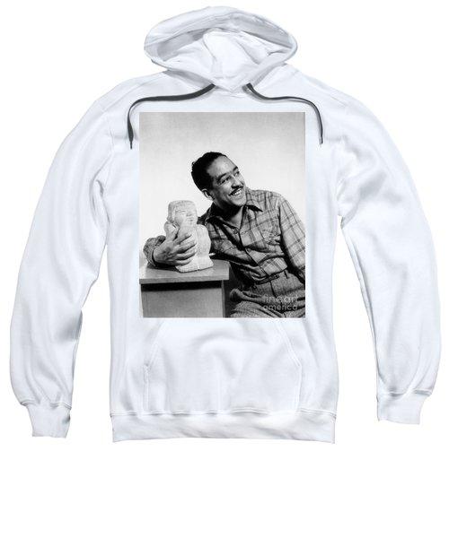 Langston Hughes (1902-1967) Sweatshirt by Granger