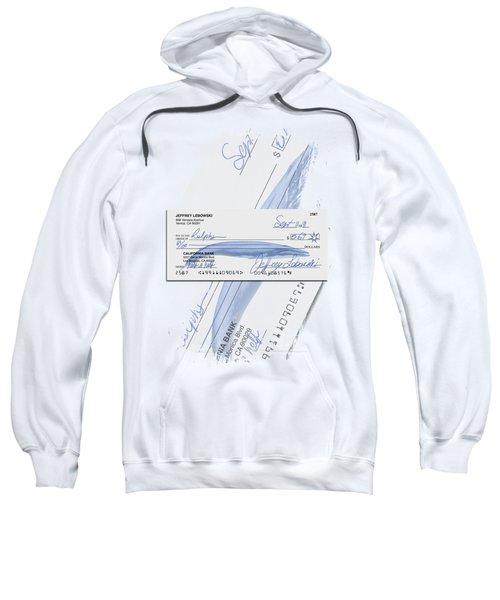 Lebowski's Check Sweatshirt by Filippo B