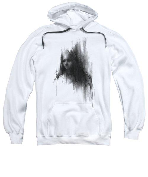Like A Girl Sweatshirt by Bruno M Carlos