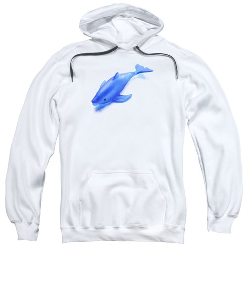 Little Rubber Fish Sweatshirt by YoPedro