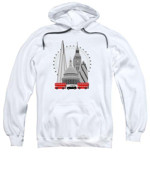 London Scene Sweatshirt by Imagology Design