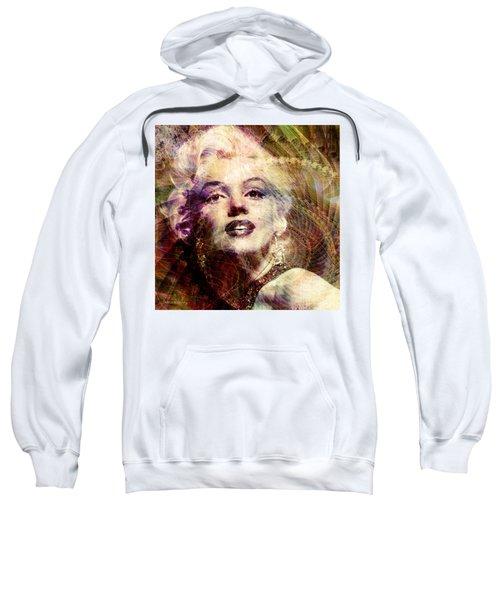 Marilyn Sweatshirt by Barbara Berney
