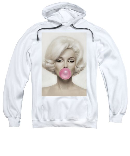 Marilyn Monroe Sweatshirt by Vitor Costa