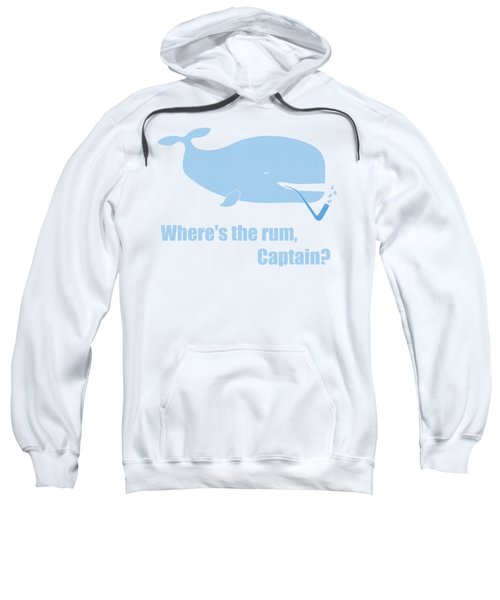 Moby Dick Or The Whale Sweatshirt by Frank Tschakert