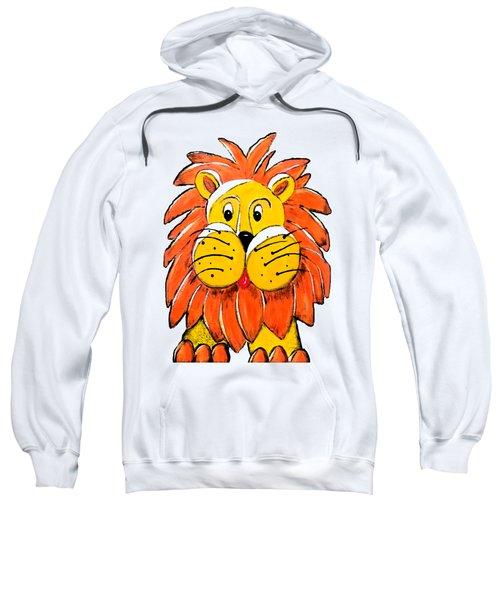 Mr. Lion Sweatshirt by Tami Dalton