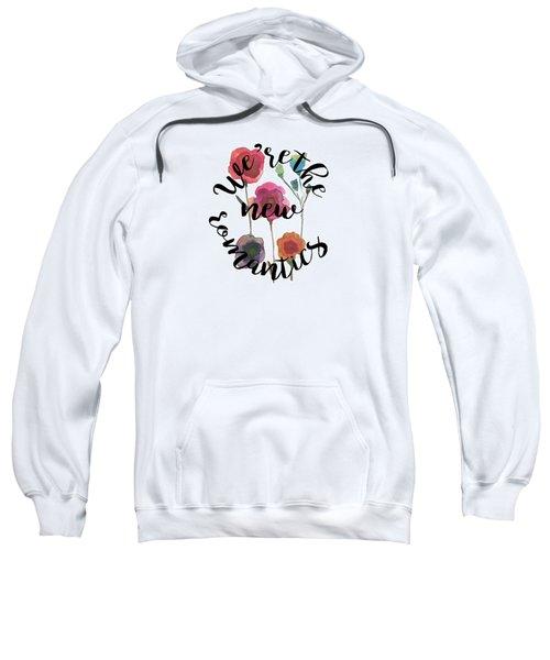 New Romantics Sweatshirt by Patricia Abreu