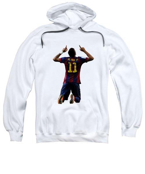 Neymar Sweatshirt by Armaan Sandhu
