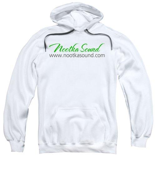 Nootka Sound Logo #10 Sweatshirt by Nootka Sound