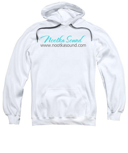 Nootka Sound Logo #11 Sweatshirt by Nootka Sound