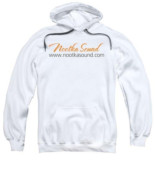 Nootka Sound Logo #12 Sweatshirt by Nootka Sound