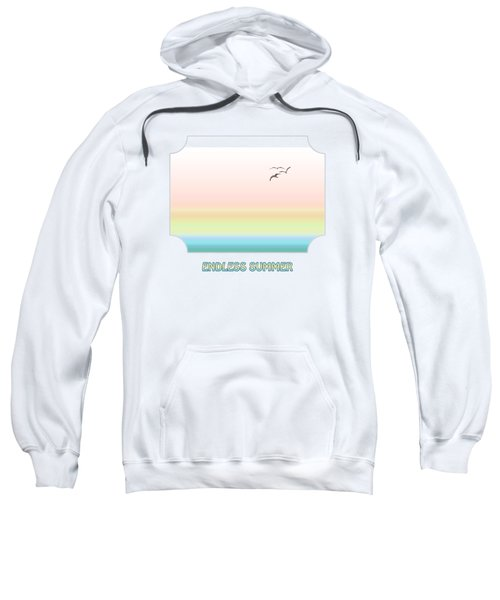 Endless Summer Sweatshirt by Gill Billington
