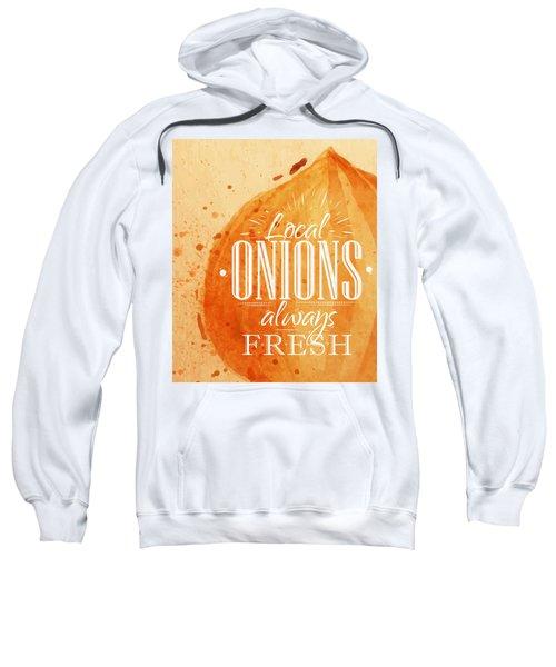 Onion Sweatshirt by Aloke Design