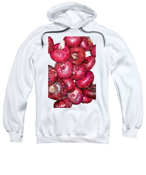 Onions Sweatshirt by Larry Bishop