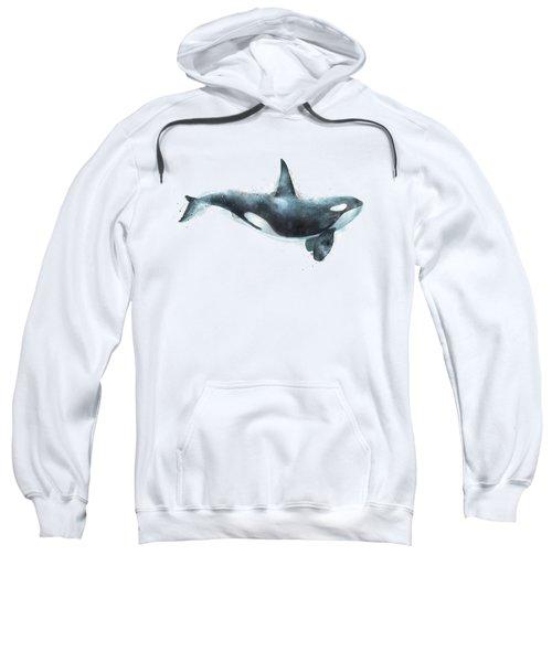 Orca Sweatshirt by Amy Hamilton