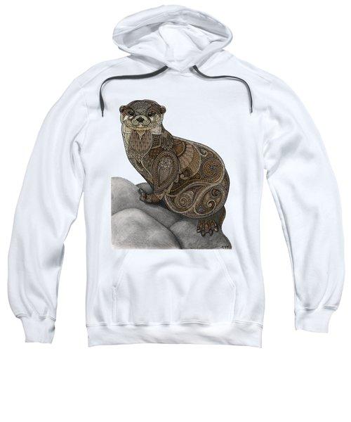 Otter Tangle Sweatshirt by ZH Field