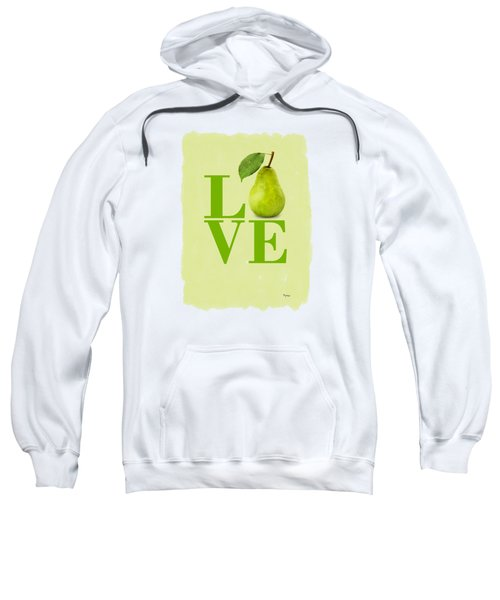 Pear Sweatshirt by Mark Rogan