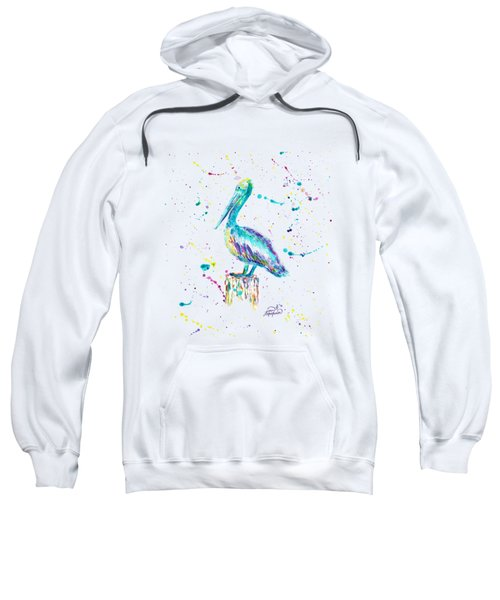 Pelican By Jan Marvin Sweatshirt by Jan Marvin