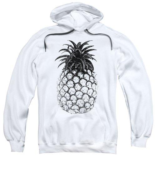 Pineapple Sweatshirt by Birgitta