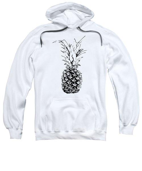 Pineapple Sweatshirt by Daniel Precht