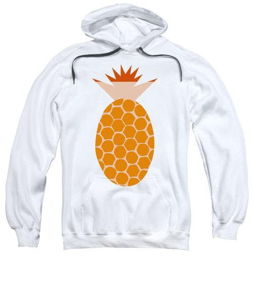 Pineapple Sweatshirt by Frank Tschakert