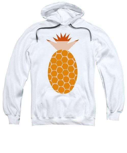 Pineapple Sweatshirt by Frank Tschakert
