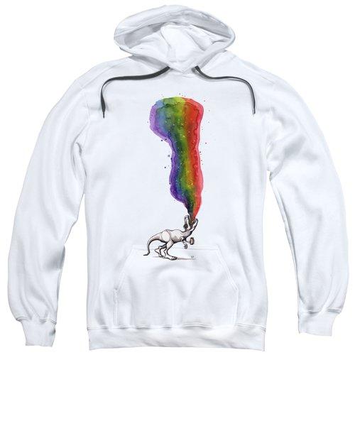 Rex Sweatshirt by Kelly Jade King