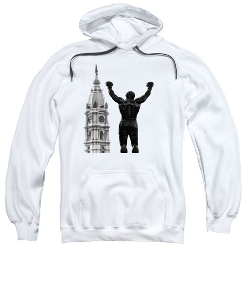 Rocky - Philly's Champ Sweatshirt by Bill Cannon