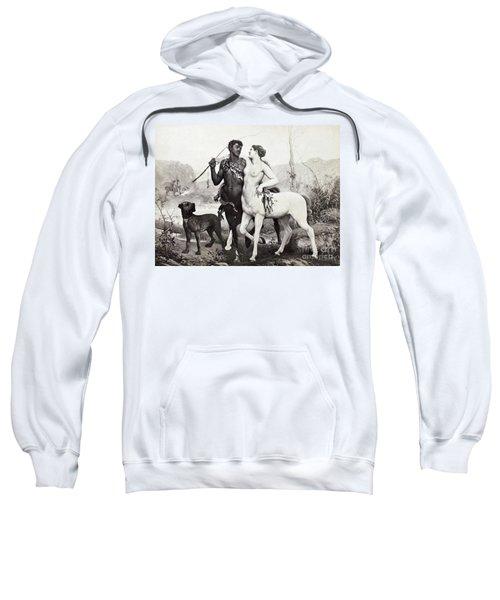 Schutzenberger: Centaurs Sweatshirt by Granger