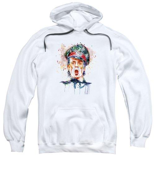 Scott Weiland Sweatshirt by Marian Voicu