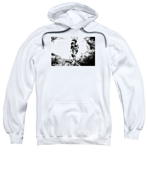 Serena Williams Dont Quit Sweatshirt by Brian Reaves