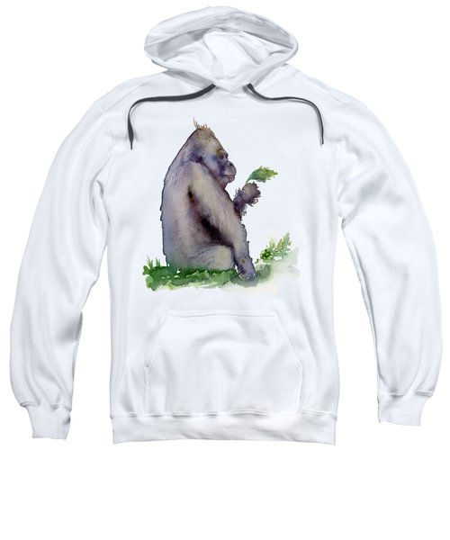 Seriously Speaking Sweatshirt by Amy Kirkpatrick