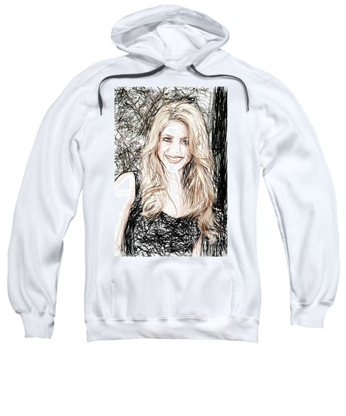 Shakira Sweatshirt by Raina Shah
