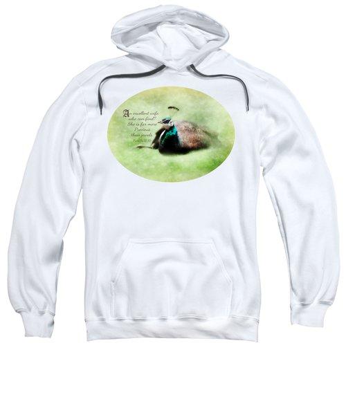 Sophisticated - Verse Sweatshirt by Anita Faye
