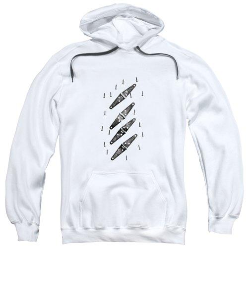 Strap Hinges And Screws Sweatshirt by YoPedro