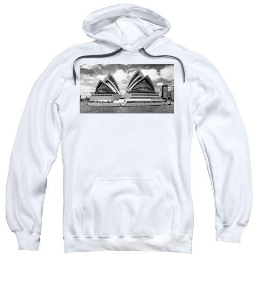 Sydney Opera House No. 1-1 Sweatshirt by Sandy Taylor