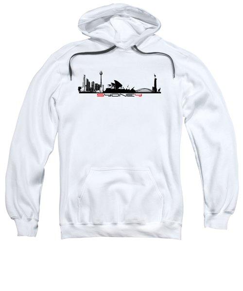 Sydney Skyline Sweatshirt by Justyna JBJart
