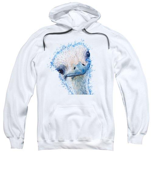 T-shirt With Emu Design Sweatshirt by Jan Matson