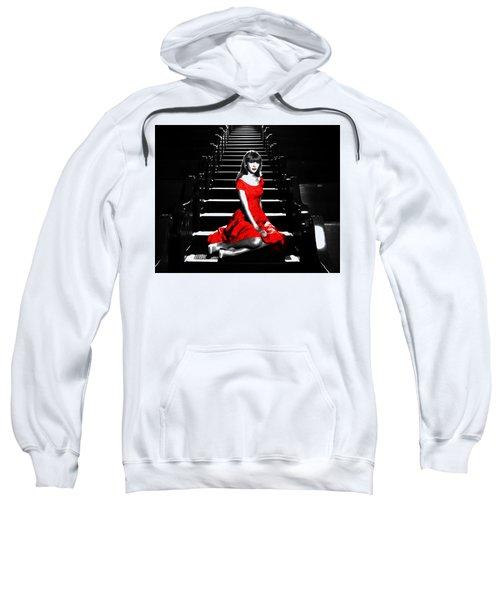 Taylor Swift 8c Sweatshirt by Brian Reaves