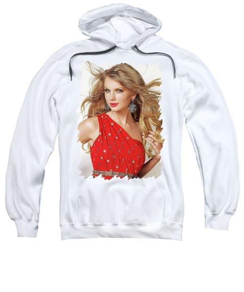 Taylor Swift Sweatshirt by Twinkle Mehta