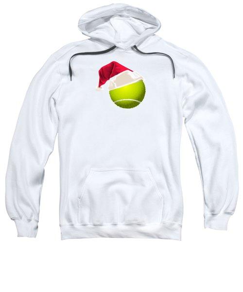 Tennis Christmas Gifts Sweatshirt by MGdezigns