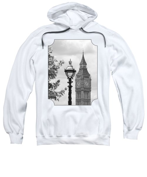 Time For Lunch Sweatshirt by Gill Billington