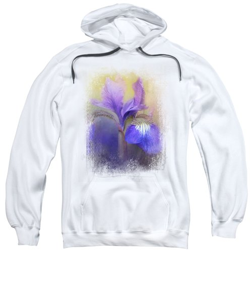 Tiny Iris Sweatshirt by Jai Johnson