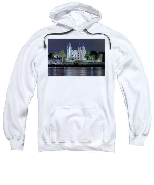 Tower Of London Sweatshirt by Joana Kruse