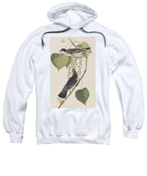 Tyrant Fly Catcher Sweatshirt by John James Audubon
