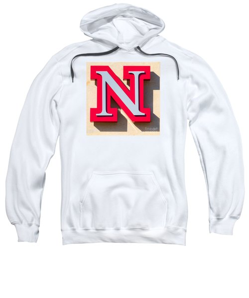 UNL Sweatshirt by Jerry Fornarotto