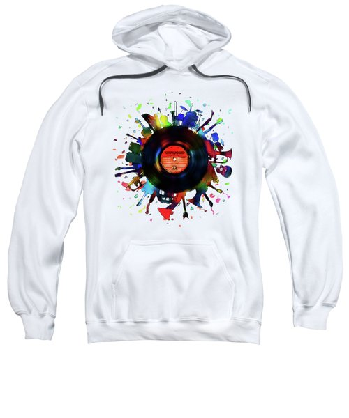 Unplugged Sweatshirt by Mustafa Akgul