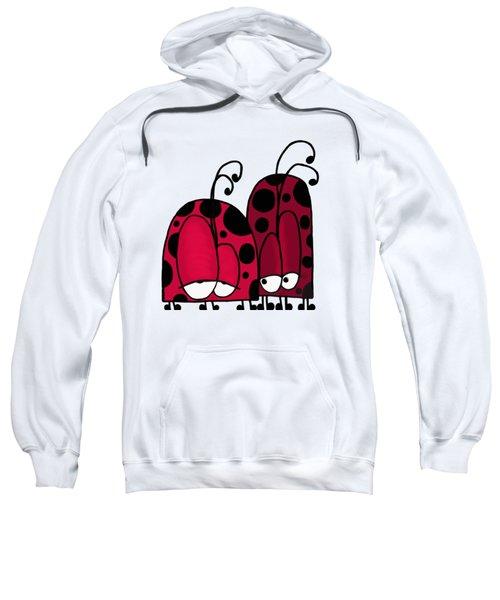 Unrequited Love Sweatshirt by Michelle Brenmark